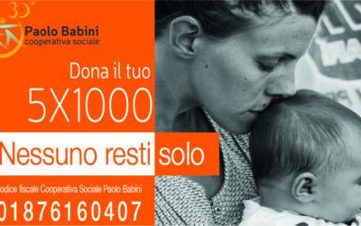 5×1000 per i Bimbi della Cooperativa Paolo Babini