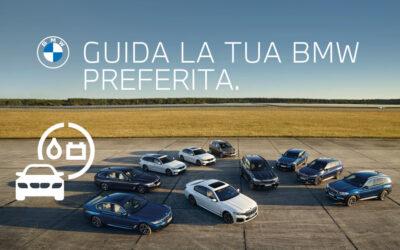 Guida la tua BMW preferita